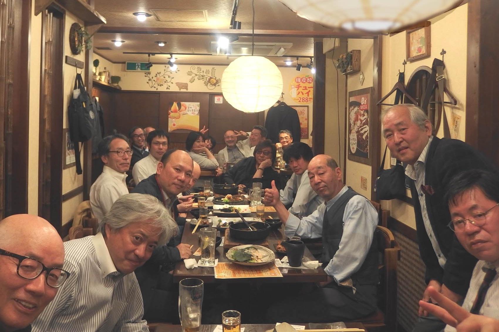 のみなーるとは、DMW東京が発祥の飲み会とゼミナールを意味する造語です。